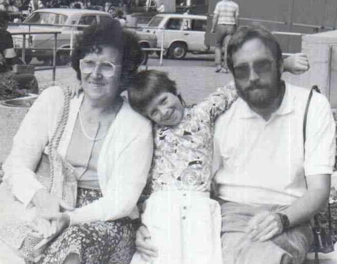Dr. Harald Hildebrandt Prag 1985