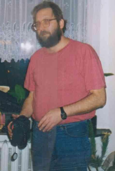 Dr. Harald Hildebrandt Berlin 1992