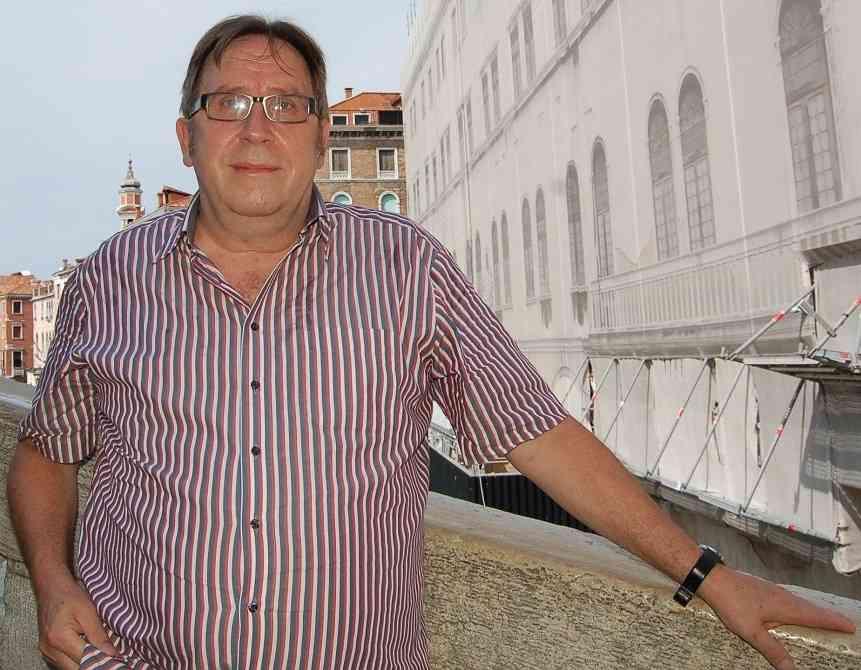 Dr. Harald Hildebrandt Venedig 2015