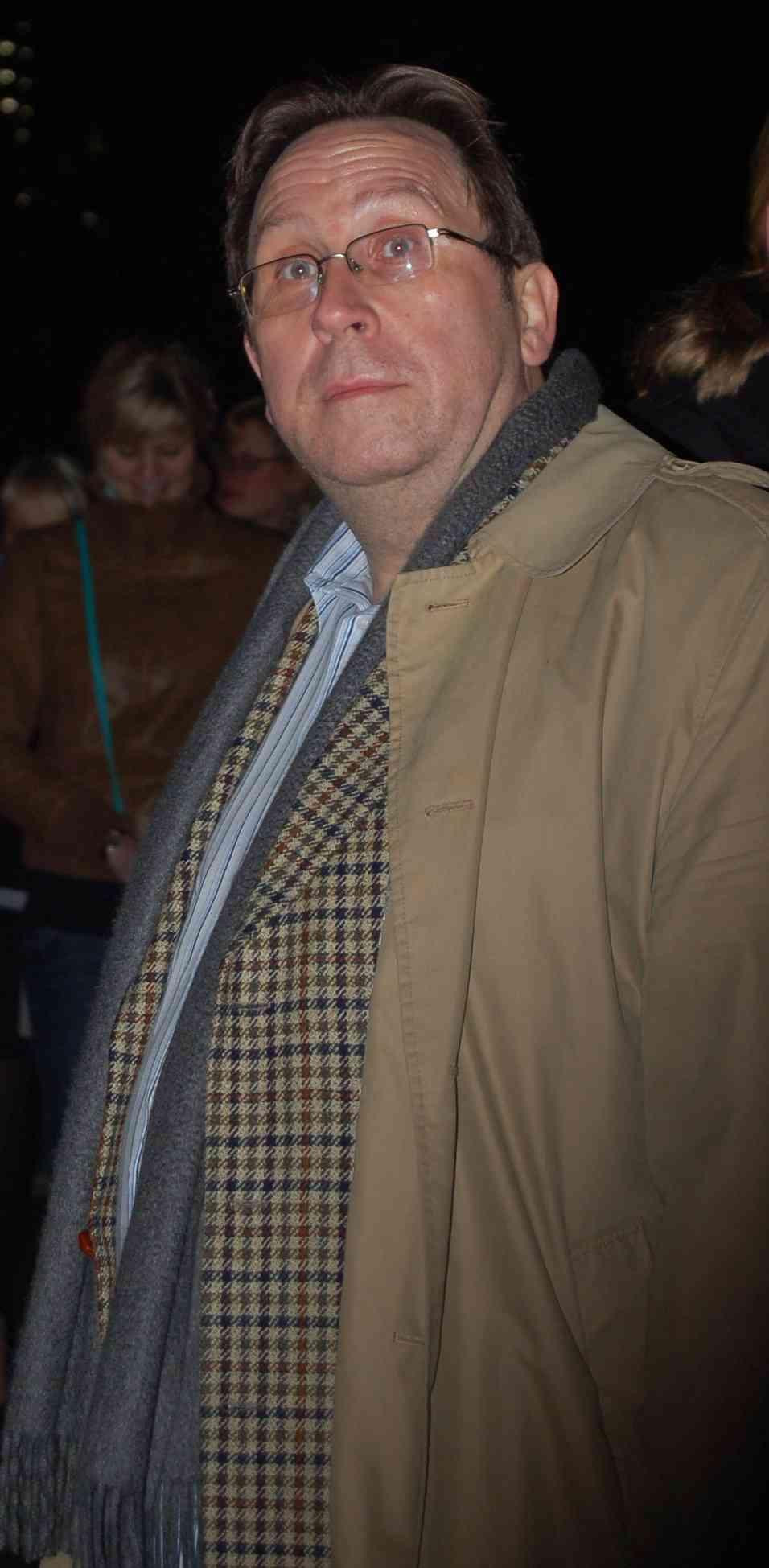 Dr. Harald Hildebrandt Hamburg 2010