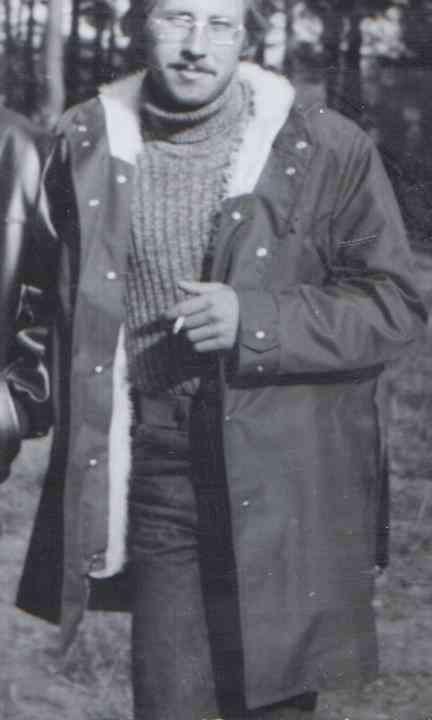 Harald Hildebrandt Gräbendorf 1976