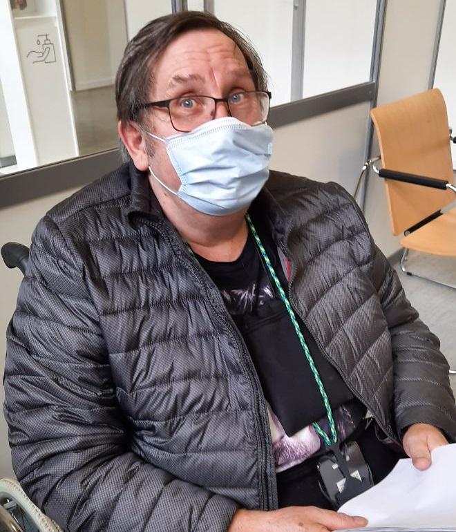 Dr. Harald Hildebrandt Corona-Impfung Buchholz 2021