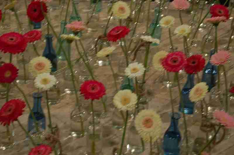 Kunstblumen auf der Grünen Woche in Berlin (2016)
