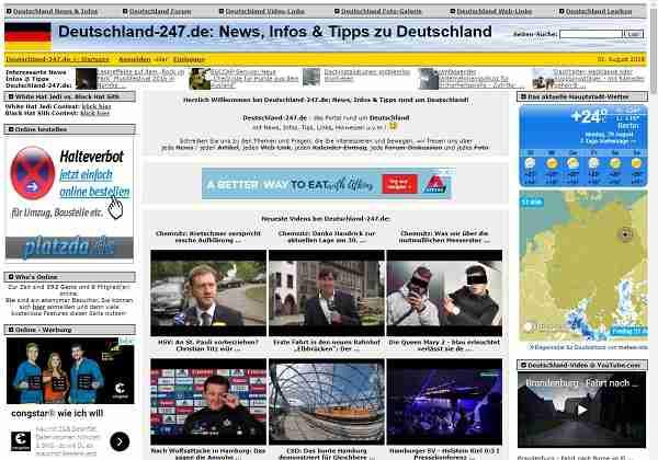 Deutschland-24/7.de - News, Infos & Tipps rund um Deutschland