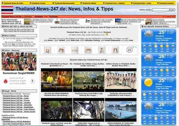 Thailand-News-24/7.de - News, Infos & Tipps zu Thailand